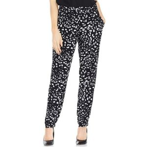 Vince Camuto Animal Whispers Jogger Pants
